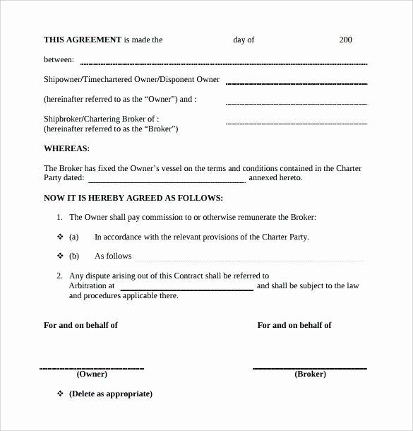 Commission Split Agreement Template Inspirational Mission Split Agreement Template – Automotoreadfo