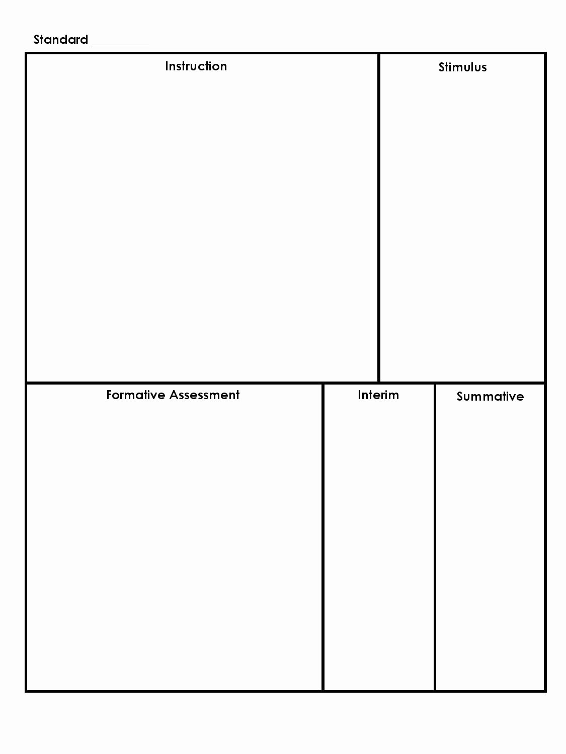 Common Core Lesson Plan Template Inspirational Mon Core Planning Template Simple Free Template