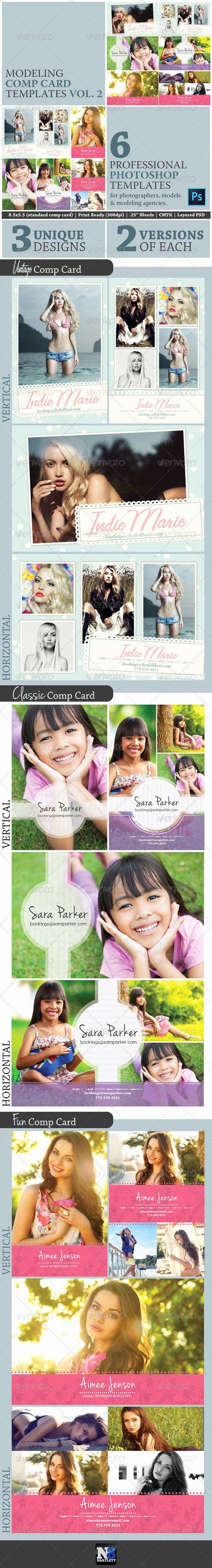 Comp Card Templates Free Luxury P Cards for Models & Actors the P Card Shop