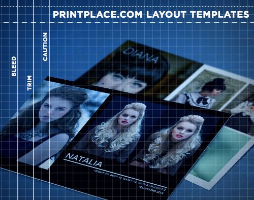 Composite Card Template Free Unique P Cards Templates Free Download