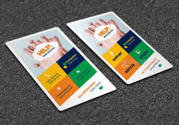Computer Repair Business Card Beautiful 29 Puter Repair Business Cards Psds – Desiznworld
