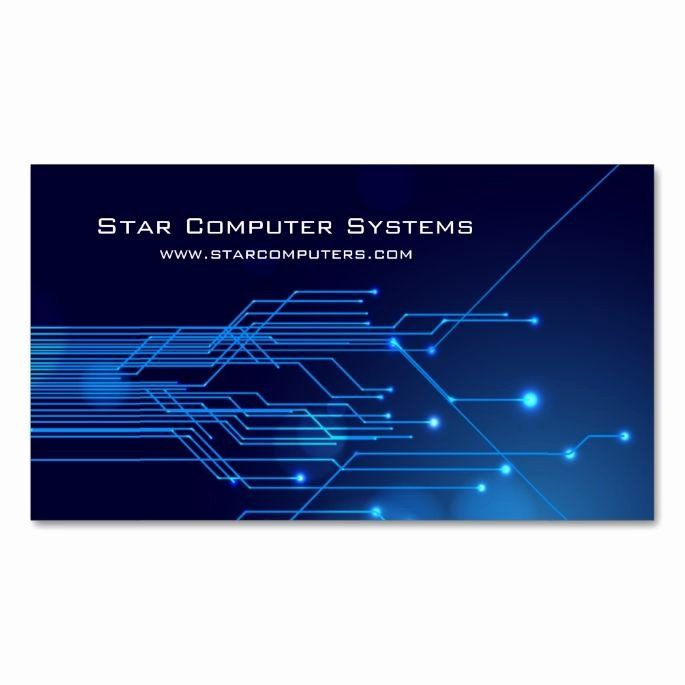 Computer Repair Business Card Best Of 425 Best Puter Business Card Templates Images On Pinterest