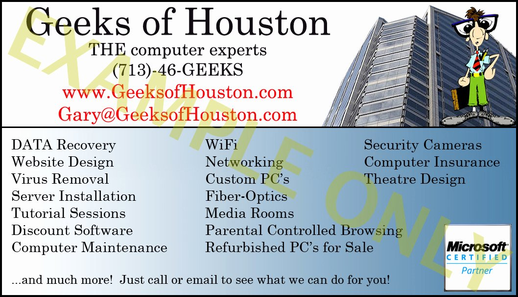 Computer Repair Business Cards Inspirational Don T for to Inquire About Our Custom Design Services Here are A Few or Our Most Recent