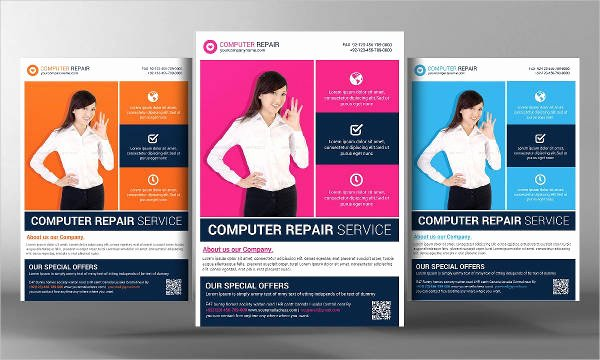 Computer Repair Flyer Template Unique Puter Repair Flyers 15 Free Psd Vector Ai Eps format Download
