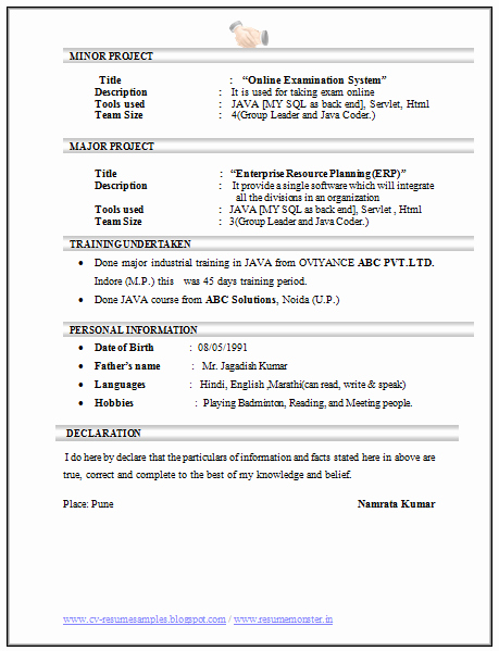 Computer Science Resume Example Lovely Over Cv and Resume Samples with Free Download Puter Science and Engineering Resume Sample