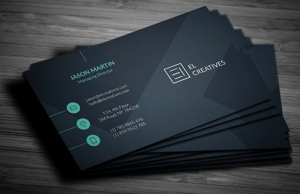 Computer Tech Business Cards Lovely 18 Information Technology Business Cards Free Download