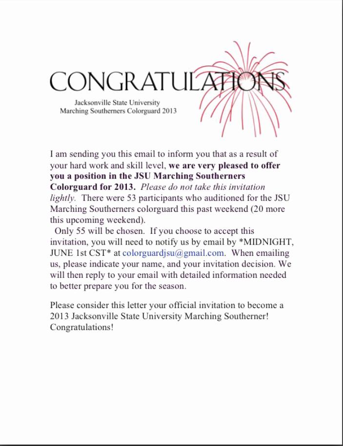 Congratulations Scholarship Award Letter Awesome Scholarships Congratulations Banquet to Pin On Pinterest Pinsdaddy