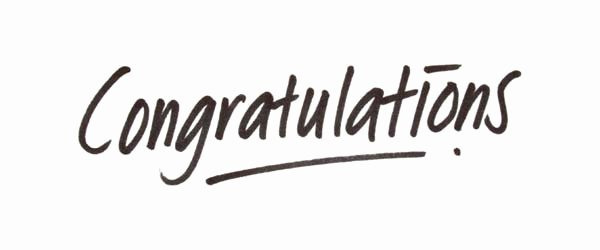 Congratulations Scholarship Award Letter Elegant Congratulations to Our Two Scholarship Winners – Steve Tarpinian Memorial Fund