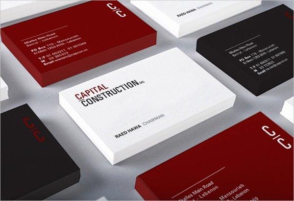 Construction Business Card Templates Beautiful 32 Construction Business Template Ms Word Coreldraw Shop