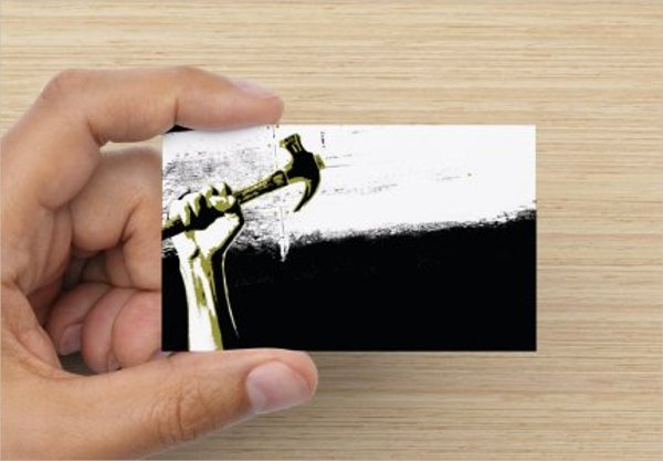 Construction Business Cards Samples Awesome 32 Construction Business Template Ms Word Coreldraw Shop