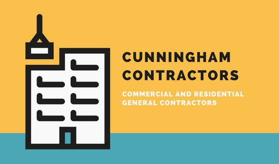 Construction Business Cards Samples Best Of Customize 63 Construction Business Card Templates Online Canva
