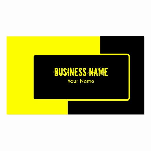 Construction Business Cards Samples Luxury Road Construction Business Card Template
