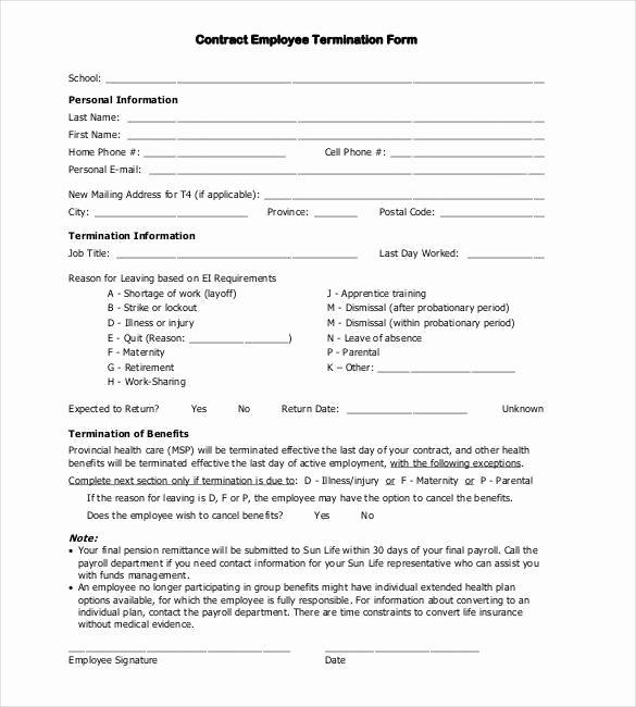 Construction Contract Termination Letter Elegant 21 Contract Termination Letter Templates Pdf Doc Apple Pages Google Docs