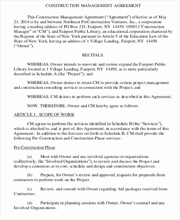 Construction Contract Termination Letter Unique Sample Contract Termination Agreement 11 Examples In Word Pdf Google Docs Apple Pages