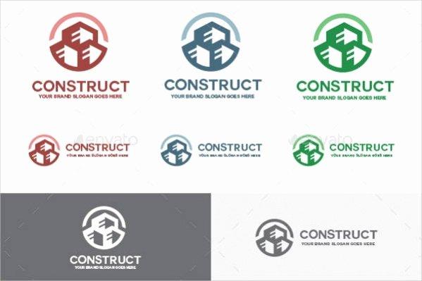 Construction Logos Free Download Awesome 20 Construction Logos Psd Vector Eps Ai Illustrator