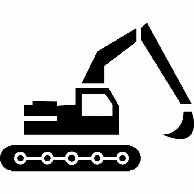 Construction Logos Free Download Best Of Construction Excavator Icons