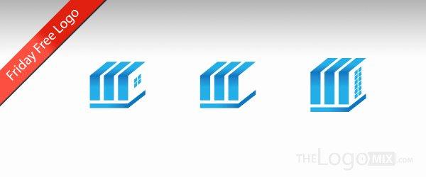 Construction Logos Free Download Luxury Friday Free Logo Logo Template Real Estate