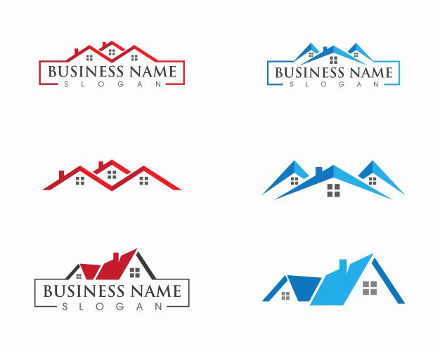 Construction Logos Free Download New Property and Construction Logo Design Vector