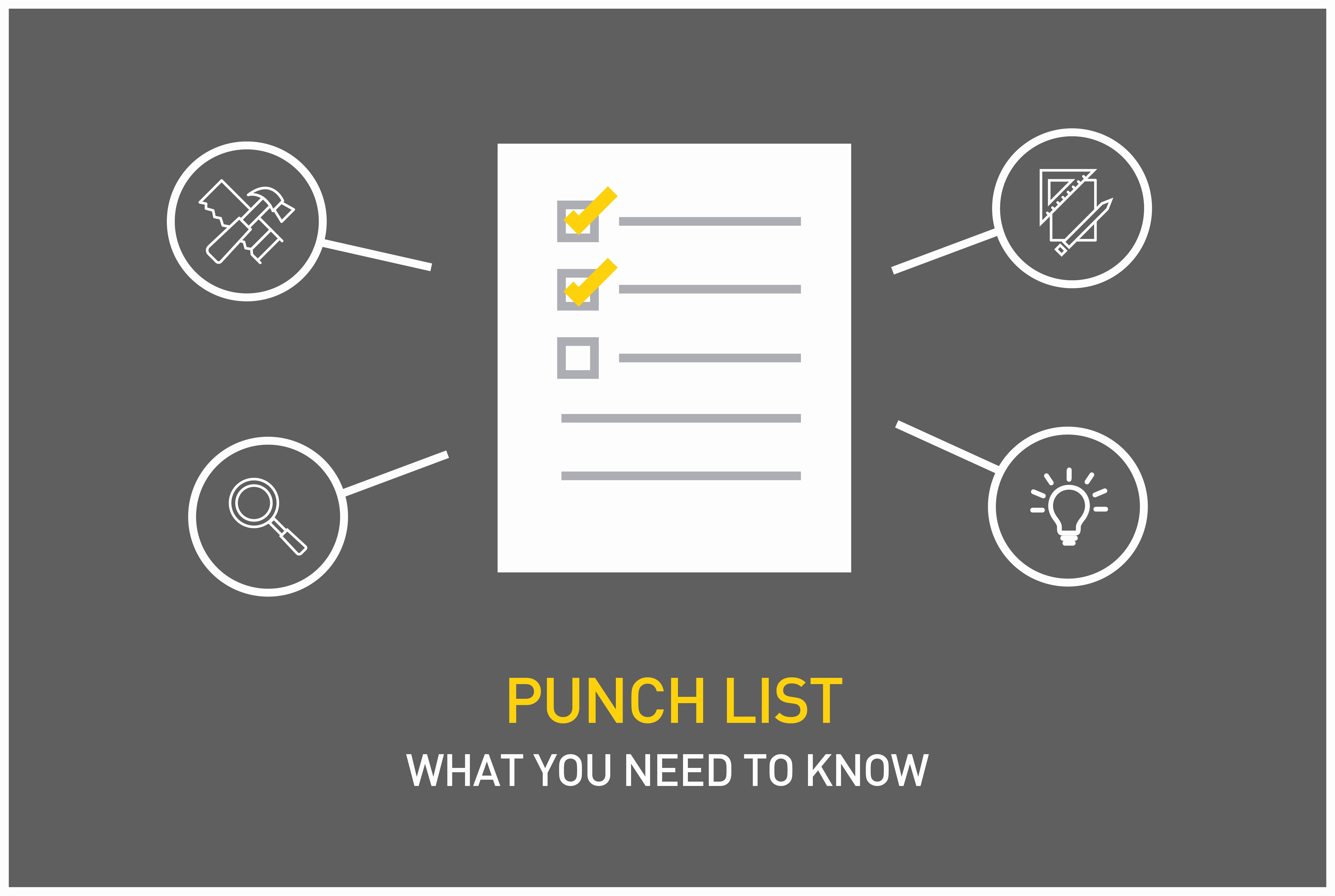 Construction Punch List Sample Lovely Construction Punch List Everything You Need to Know Pton Construction