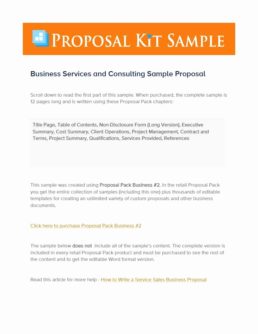 Consulting Proposal Sample Pdf Lovely 39 Best Consulting Proposal Templates [free] Template Lab
