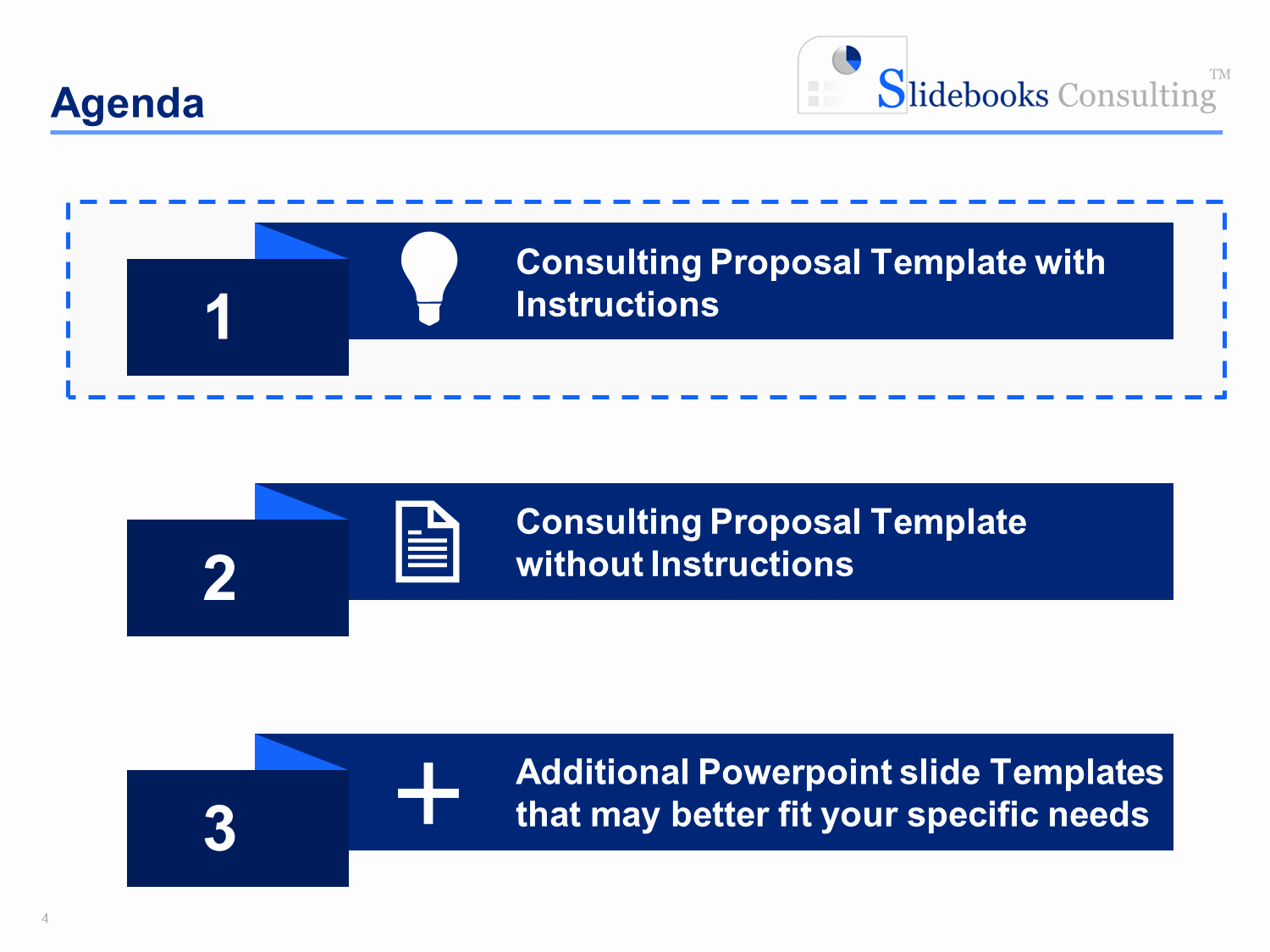 Consulting Proposal Template Mckinsey Awesome Consulting Proposal Template In Powerpoint