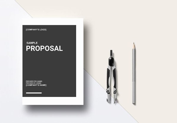 Consulting Proposal Template Mckinsey Awesome Consulting Proposal Templates 15 Free Sample Example