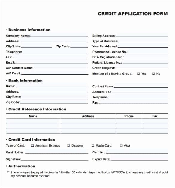 Consumer Credit Application form Lovely Excel Templates Page 4 Of 8 Free Excel Spreadsheets formats Xlsx