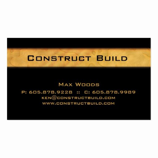 Contractors Business Cards Examples Awesome Contractor Business Cards 5 000 Business Card Templates