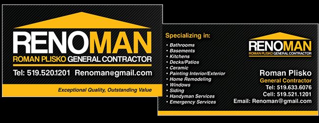 Contractors Business Cards Examples Awesome top 32 Best Business Card Designs & Templates