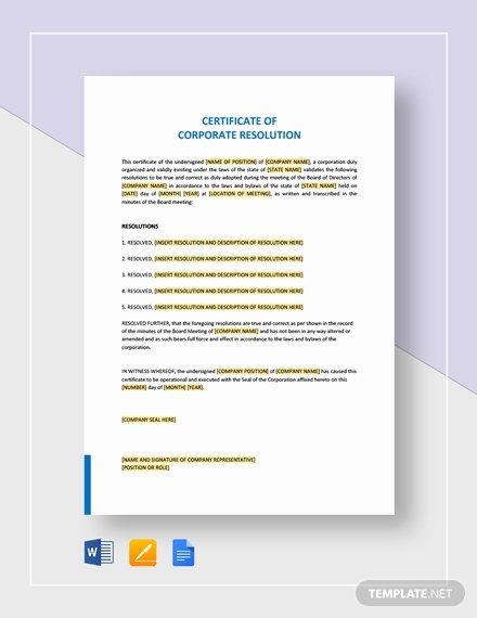 Corporate Resolution Template Microsoft Word Unique Corporate Sponsorship Proposal Template Download 129 Proposals In Microsoft Word Apple Pages