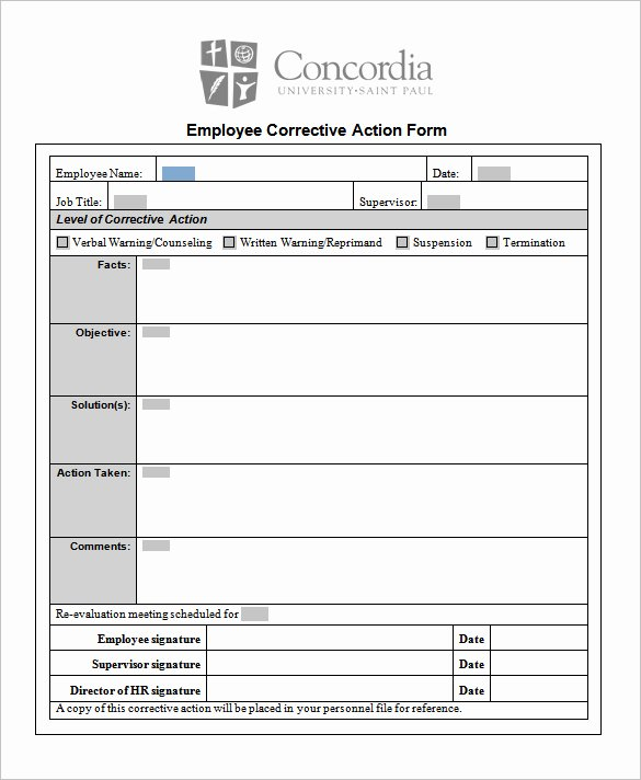 Corrective Action Plan Template Excel Unique Project Action Plan Template Excel Microsoft Excel Template and software