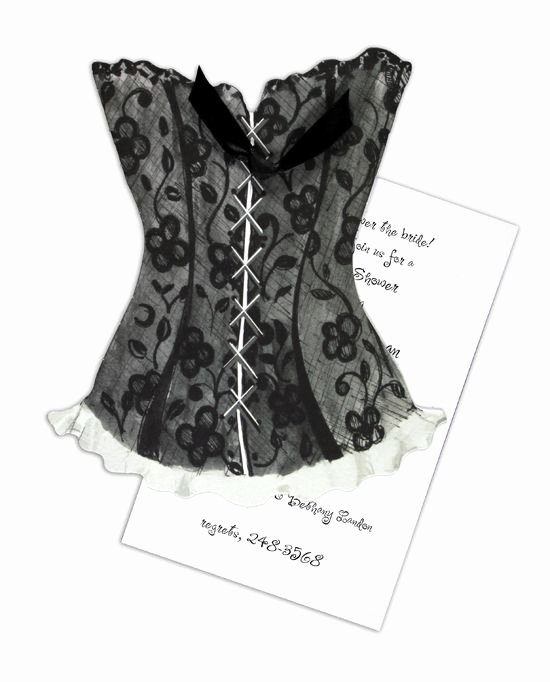 Corset Invitation Template Free Fresh 25 Best Ideas About Corset Invitations On Pinterest
