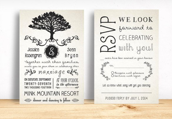 Country Wedding Invitations Templates Free Awesome Country Wedding Invitation Templates
