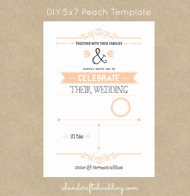 Country Wedding Invitations Templates Free New Country Wedding Invitation Templates Free