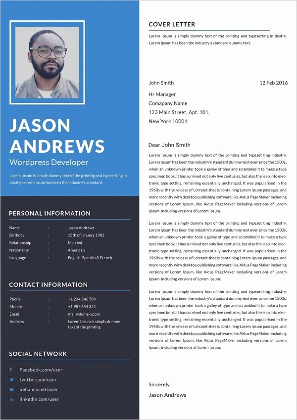 Cover Letter for Java Developer New 21 Cover Letter Free Sample Example format