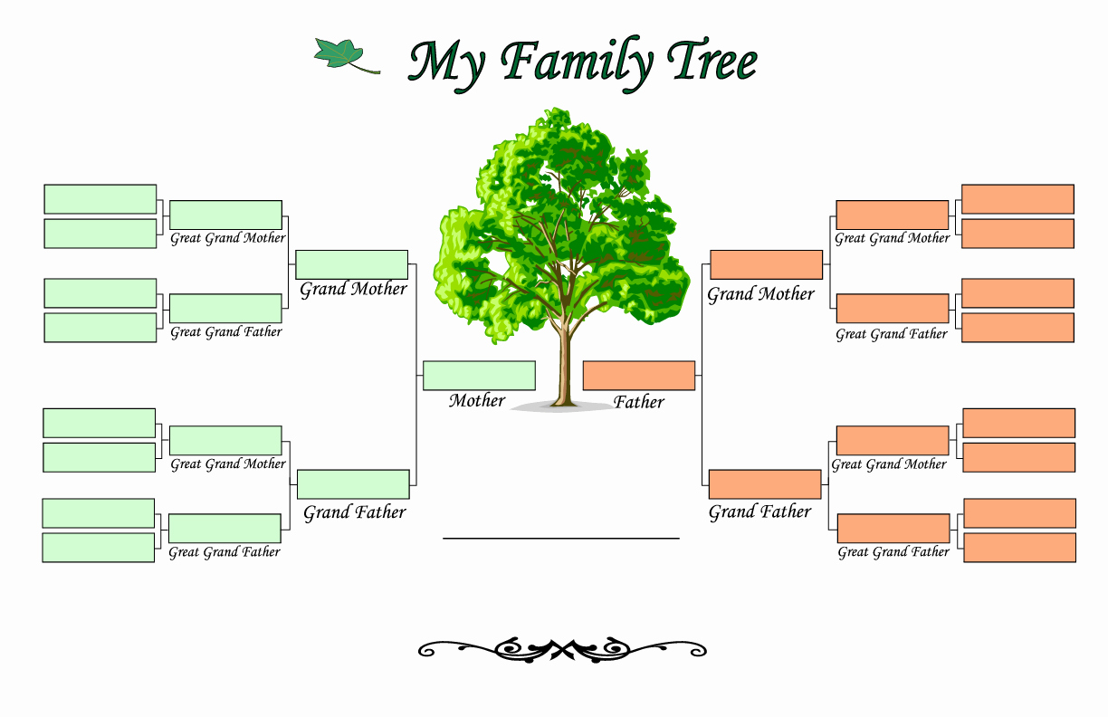 Create Family Tree In Word Best Of How to Make Family Tree