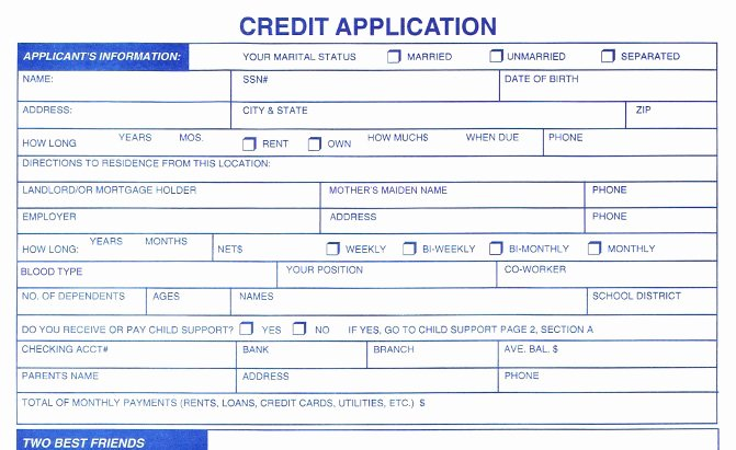 Credit Application form Pdf Awesome What Really Goes On at Car Dealerships Autoguide News