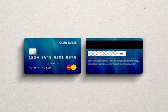 Credit Card Mockup Psd Beautiful Pin On My Saves