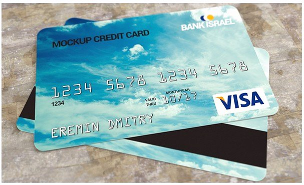 Credit Card Mockup Psd Best Of 25 Free Credit Card Mockup Psd Templates
