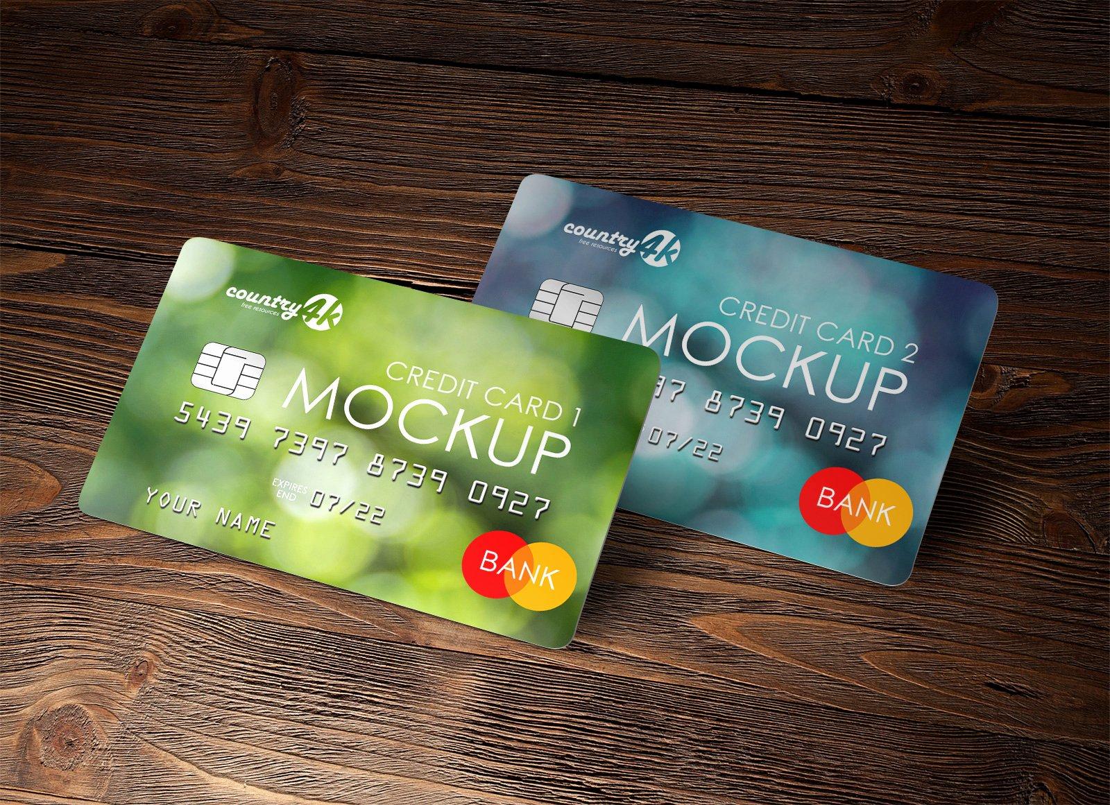 Credit Card Mockup Psd Best Of Free Credit Card Mockup Psd Set Good Mockups
