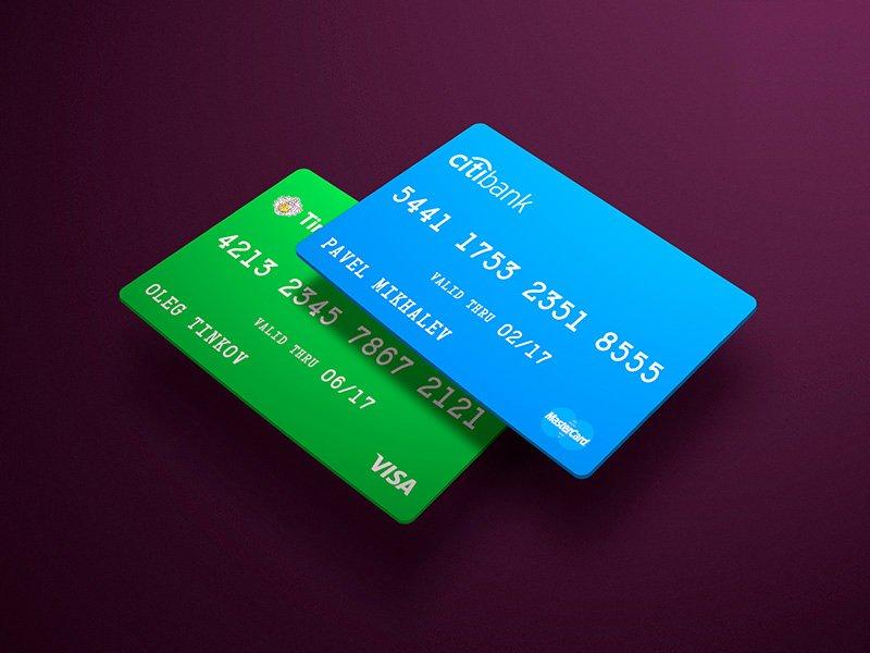Credit Card Mockup Psd Fresh Free Credit Card Mockup Psd