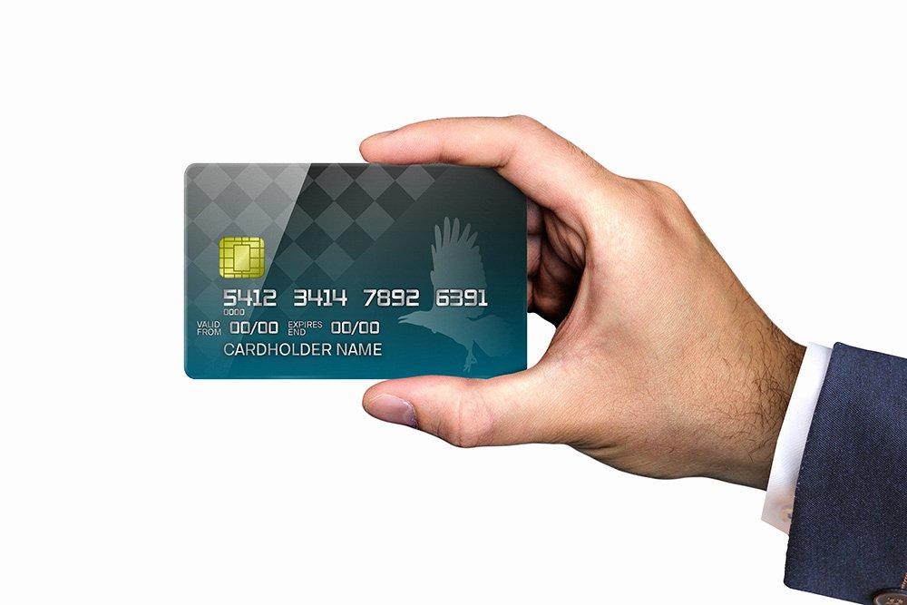 Credit Card Mockup Psd Inspirational Businessman Holding Credit Card Mockup Generator Mediamodifier Free Line Mockup Generator