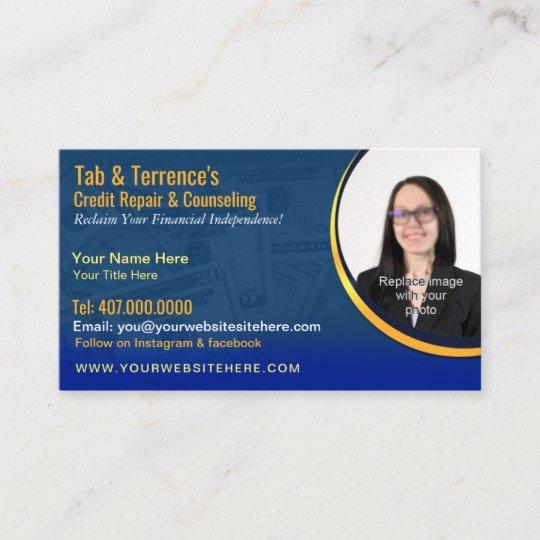 Credit Repair Flyer Template Luxury Credit Repair Flyer Template