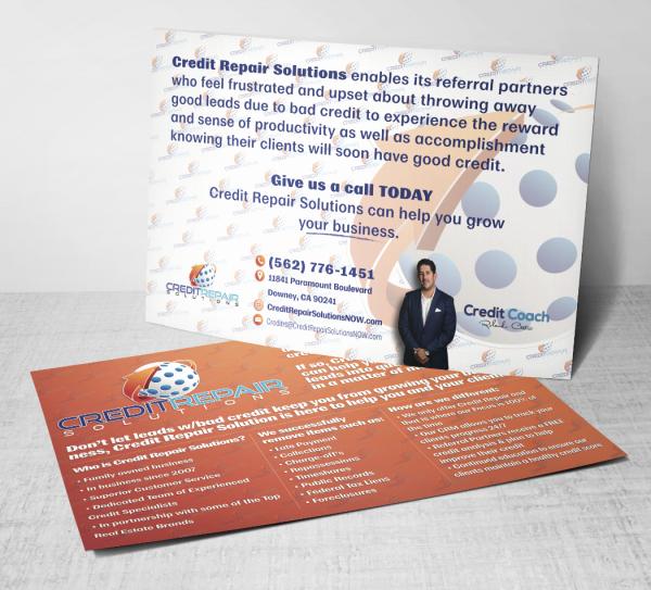 Credit Repair Flyer Template New Credit Repair solutions Business Cards Advertisement Posters – Republic Design Pany