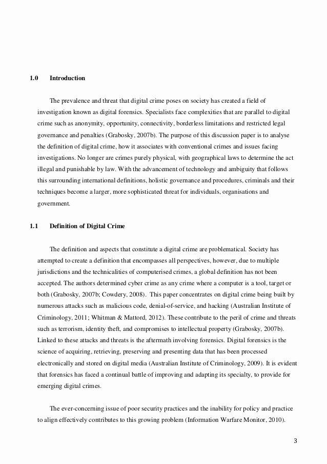 Crime Scene Report Example Lovely Puter forensics Report Example Cover Letter Samples Cover Letter Samples