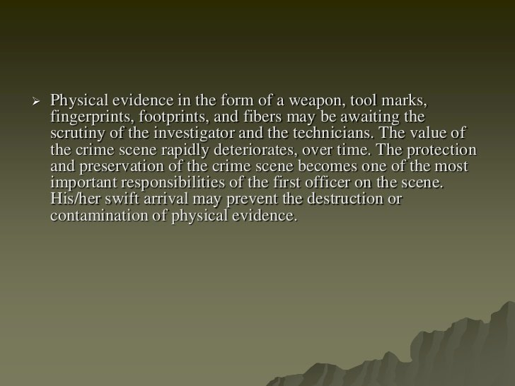 Crime Scene Report Example New Security Training Incident Investigation and Report Writing Ppt