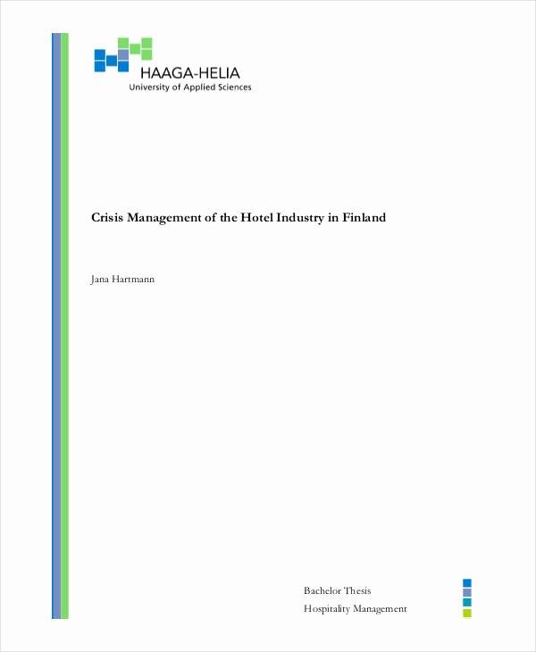 Crisis Management Plan Examples Fresh Crisis Management Plan Templates 12 Free Word Pdf format Download