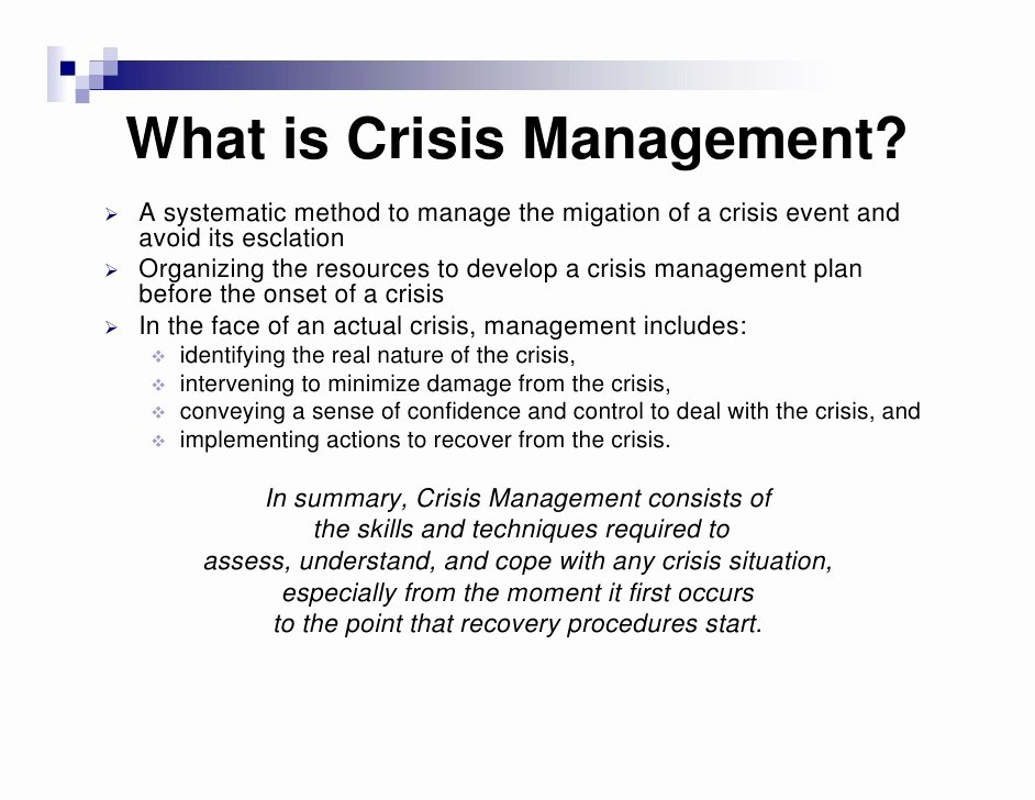 Crisis Management Plan Examples Unique Write My Essay for Me with Professional Academic Writers Business Crisis Management Plan