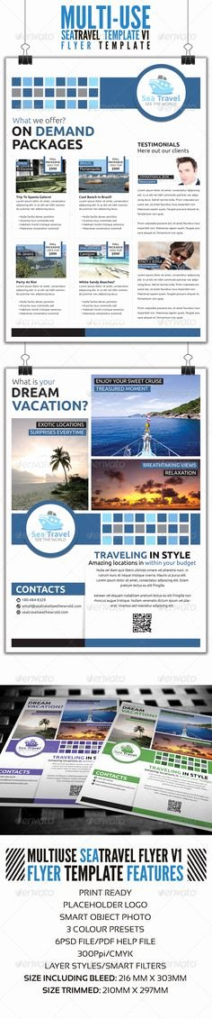 Cruise Flyer Template Free Elegant 1000 Images About Cruise Flyer On Pinterest