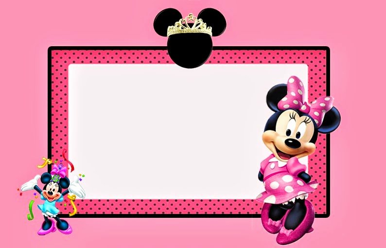 Custom Minnie Mouse Birthday Invitations Unique 32 Superb Minnie Mouse Birthday Invitations